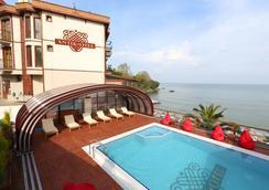 Sinop Antik Hotel - Sinop - วิวภายนอก