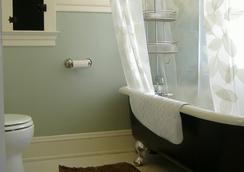 Bluebird Guesthouse - พอร์ตแลนด์ - ห้องน้ำ