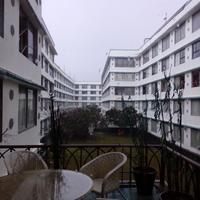 Palms Hotel & Convention Centre Balcony