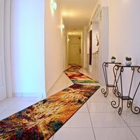 Hotel Darival Nomentana Hallway
