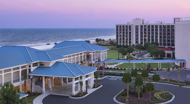 Doubletree Resort by Hilton Myrtle Beach Oceanfront - Myrtle Beach - Building