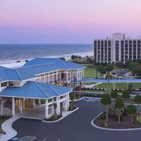 Doubletree Resort by Hilton Myrtle Beach Oceanfront Hotel Front