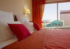 EuroHotel - สตัฟโรปอล - ห้องนอน