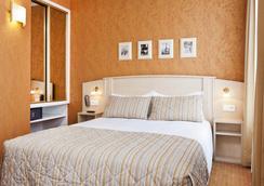 Hotel Elysees Opera - ปารีส - ห้องนอน