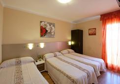 Hostal Barcelona - บาร์เซโลน่า - ห้องนอน