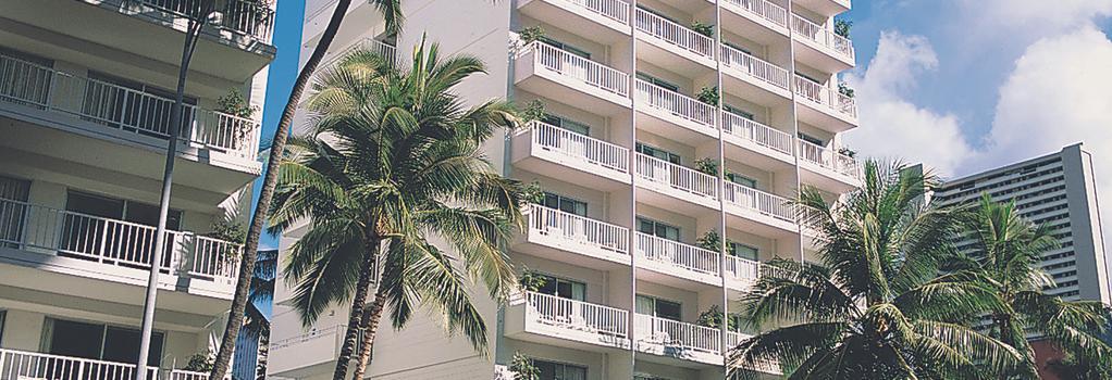 Aqua Oasis - Honolulu - Building