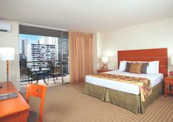 Pearl Hotel Waikiki - ฮอนโนลูลู - ห้องนอน