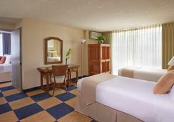 Ewa Hotel Waikiki - ฮอนโนลูลู - ห้องนอน