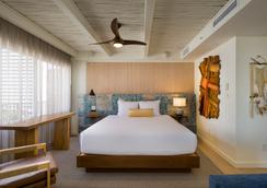 The Surfjack Hotel & Swim Club - ฮอนโนลูลู - ห้องนอน