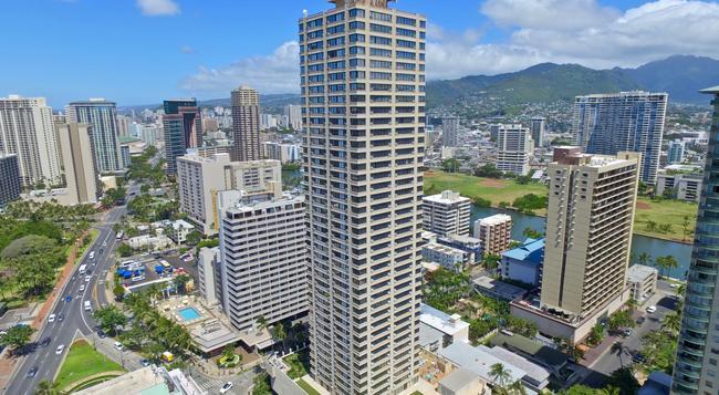 Holiday Inn Express Waikiki - Honolulu - Building