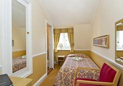 Admiral Hotel At Park Avenue - ลอนดอน - ห้องนอน