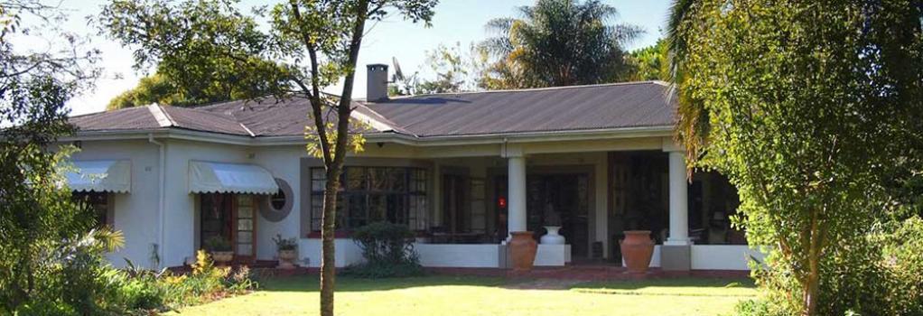 Armadale Lodge - Harare - Building