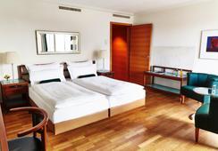 Steigenberger Hotel Bellerive au Lac - ซูริค - ห้องนอน