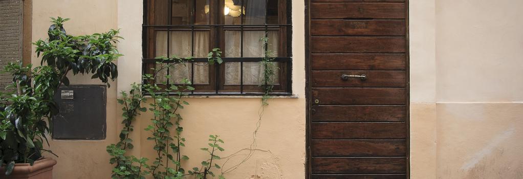 B&B Ventisei Scalini a Trastevere - Rome - Building
