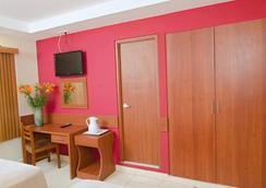Hotel Centroamericano - ปานามาซิตี้ - ห้องนอน