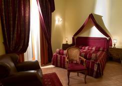 Chiaja Hotel de Charme - เนเปิลส์ - ห้องนอน