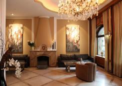 Hotel Coellner Hof - โคโลญ - ล็อบบี้