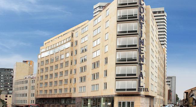 Hotel Continental Bluedoors - Bogotá - Building