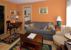 The Chestnut House - แนนทัคเก็ต - ห้องนั่งเล่น