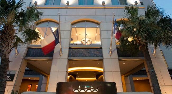 Hotel Contessa - Luxury Suites on the Riverwalk - San Antonio - Building