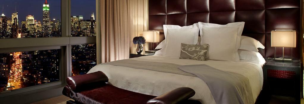Jet Luxury at the Trump SoHo - New York - Bedroom