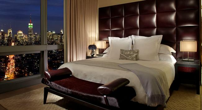 Jet Luxury at the Trump SoHo - New York - Bedroom
