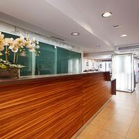 Best Western Bowery Hanbee Hotel Front Desk