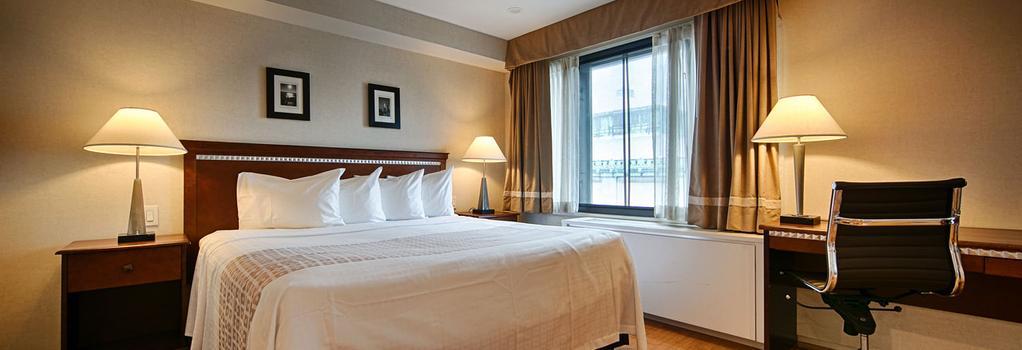 Best Western Bowery Hanbee Hotel - New York - Bedroom