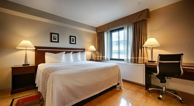 Best Western Bowery Hanbee Hotel - New York - Bedroom