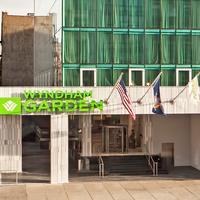 Wyndham Garden Chinatown Hotel Front