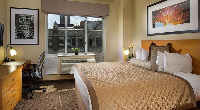 Hotel Henri-By Wyndham - New York - Bedroom
