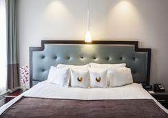 Condor Hotel - บรูคลิน - ห้องนอน