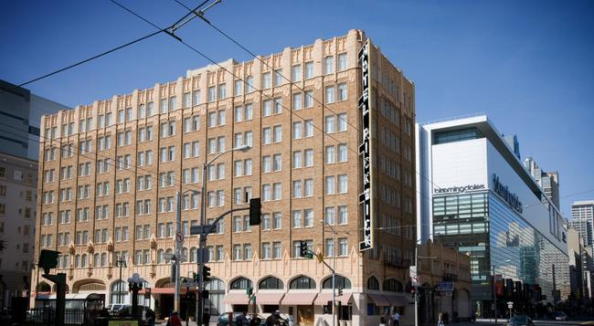 The Pickwick Hotel - San Francisco - Building