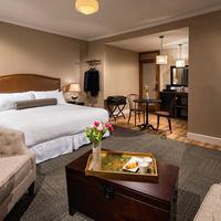 Hotel Normandie Living Area