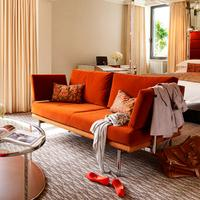 The Athenaeum Hotel & Residences Suite