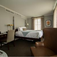 The Lancaster Hotel Guestroom