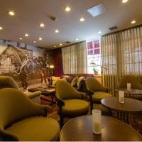 The Lancaster Hotel Lobby Sitting Area