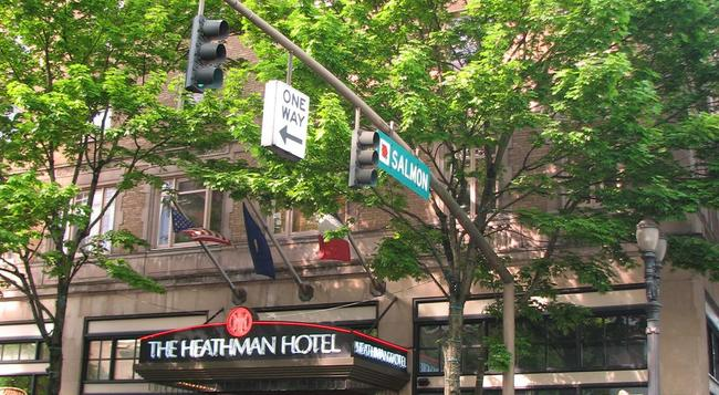 The Heathman Hotel - Portland - Building