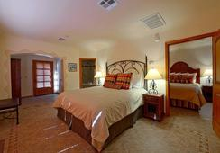 Los Arboles Hotel - ปาล์มสปริงส์ - ห้องนอน
