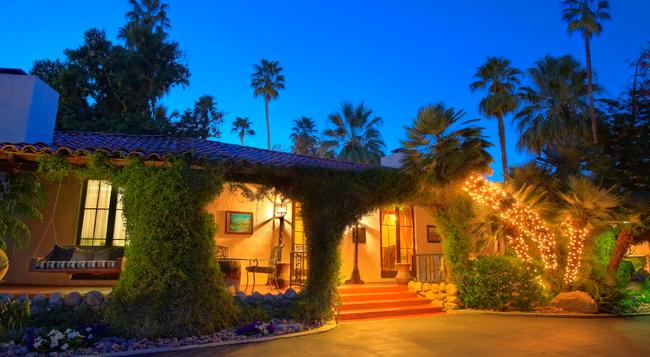 Ingleside Inn - Palm Springs - Building