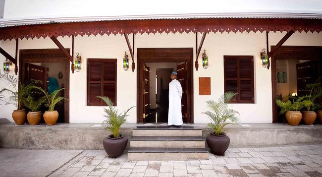 Maru Maru Hotel - Zanzibar - Building