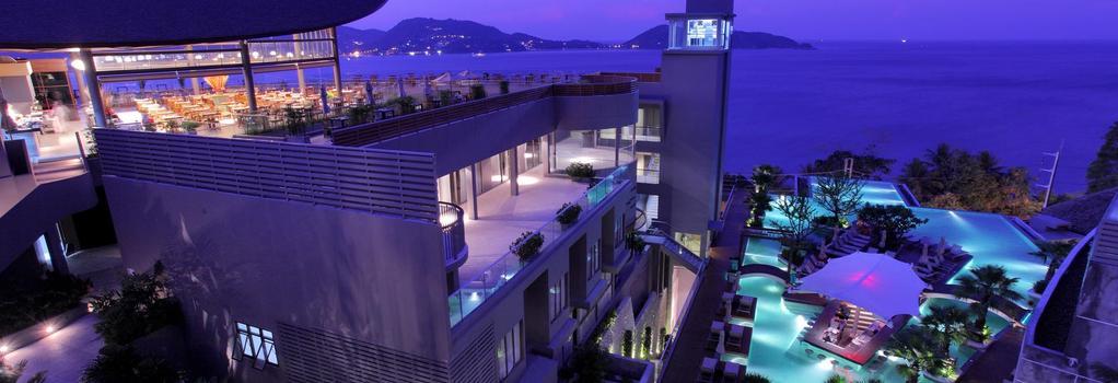 Kalima Resort & Spa, Phuket - Patong - Building