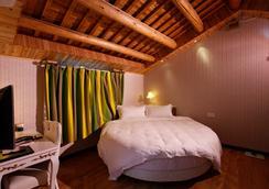 Shenanbei Boutique Hotel - หางโจว - ห้องนอน
