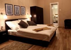 Budapest Ville Bed&breakfast - บูดาเปสต์ - ห้องนอน