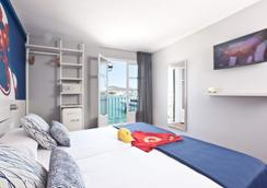 Hotel Ryans La Marina - อิบิซา - ห้องนอน
