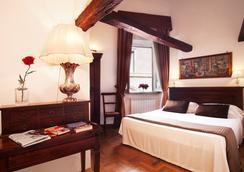Pantheon Inn - โรม - ห้องนอน