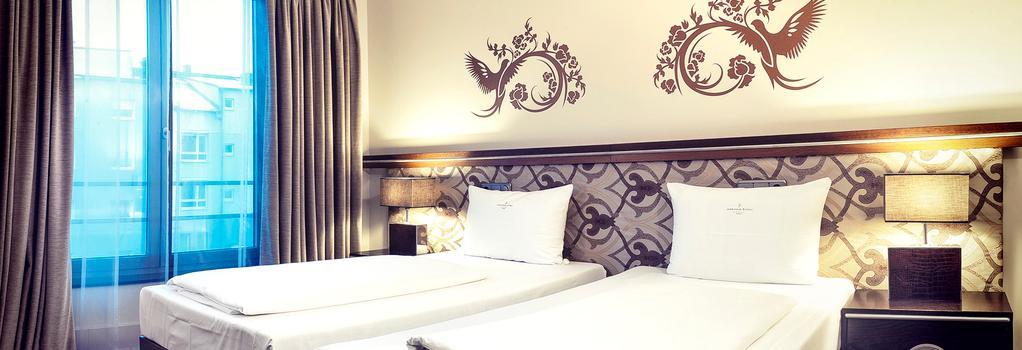 Hotel Ambiance Rivoli - Munich - Bedroom