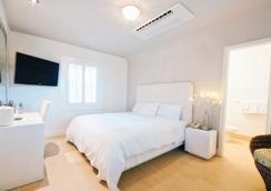 Hotel Biba - เวสต์ปาล์มบีช - ห้องนอน