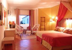 Cerro Da Marina Hotel - อัลบูเฟย์รา - ห้องนอน