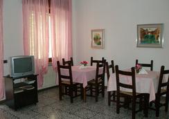 Verona Bottego Guesthouse - เวโรนา - ร้านอาหาร